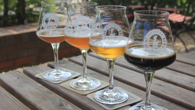 Insel-Brauerei Rügen - Tour De Bier