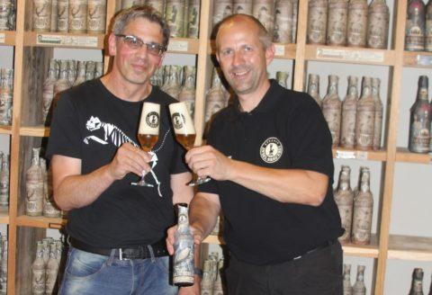 Zu Besuch bei der Insel-Brauerei Rügen