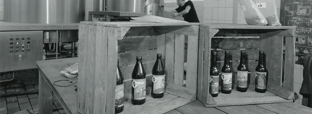 Hopfenhäcker Sudhaus Bier