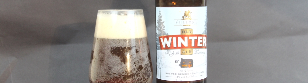 Fullers Old Winter Ale Etikett