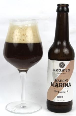 Mahoni Marina BBQ Dark Ale