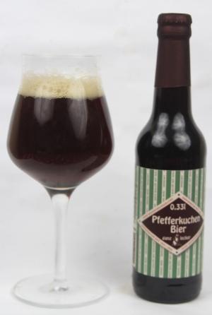 Pfefferkuchen-Bier