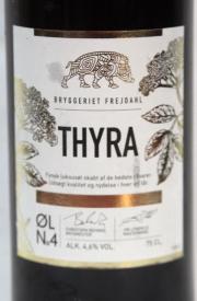 Frejdahl Thyra Etikett