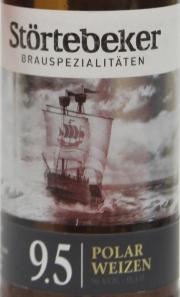 Störtebecker Polar Weizen Etikett