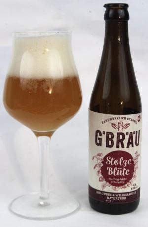 G.Bräu Stolze Blüte