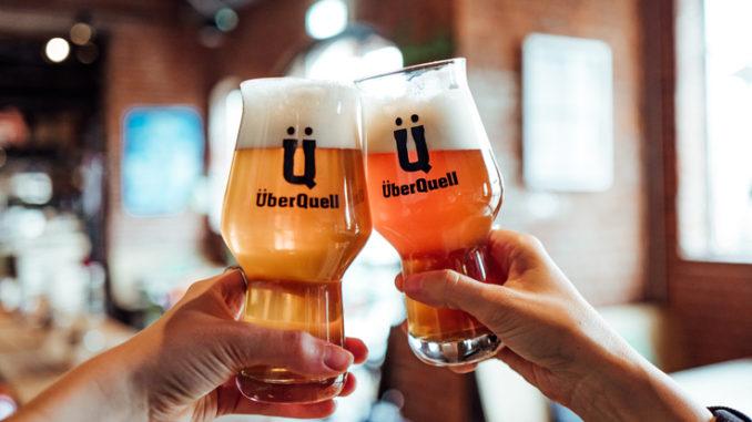 ÜberQuell Bier