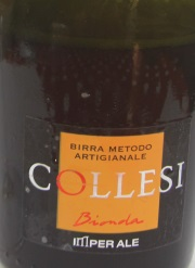Collesi IPA Etikett
