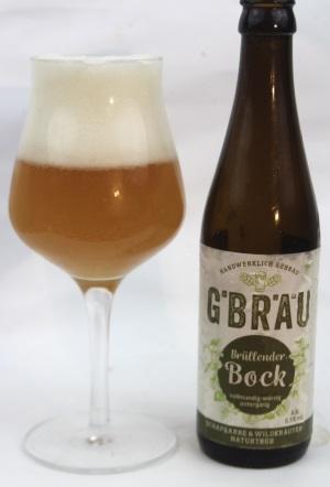 G.Bräu Brüllender Bock