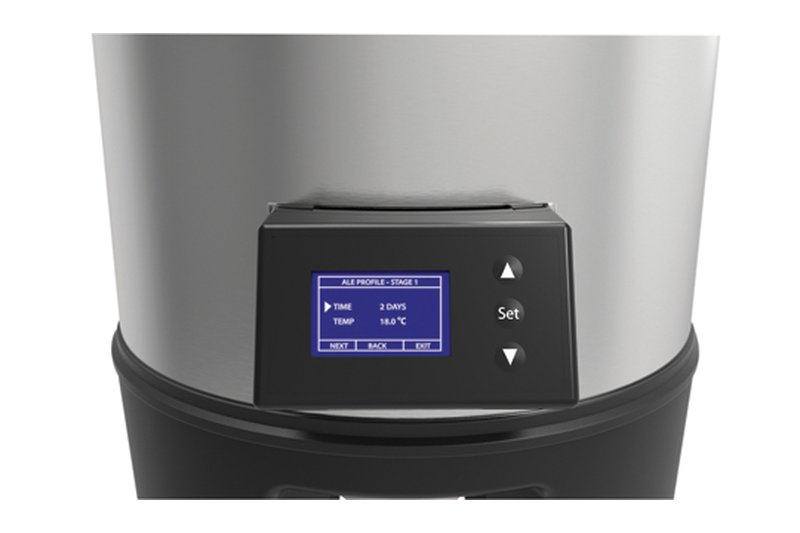 Grainfather Bedienfeld