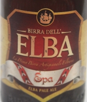 Elba Pale Ale Etikett