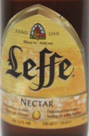 Leffe Nectar Etikett